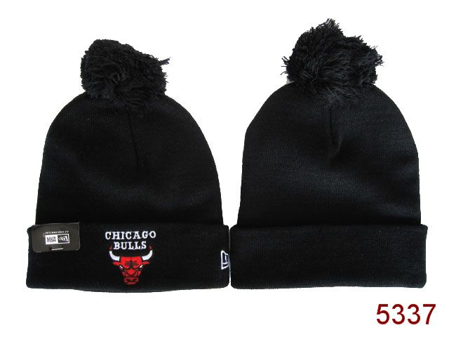 NBA Chicago Bulls Beanie Black 3 SG